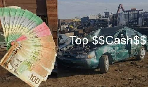 Instant scrap car removal Etobicoke- cash for scrap cars Etobicoke, Scrap Car Removal